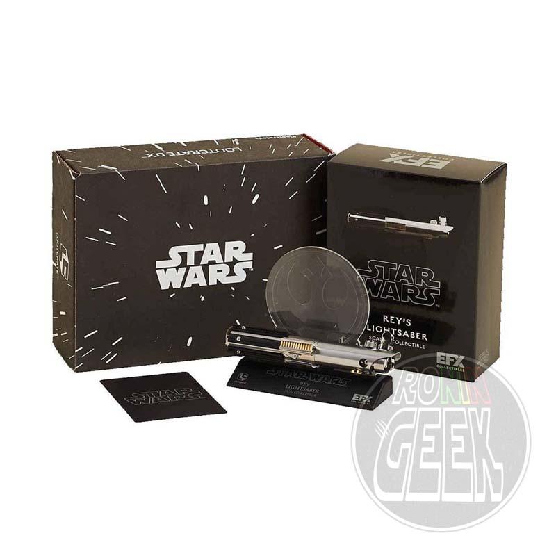 Star Wars Replica Rey's Lightsaber LC Exclusive