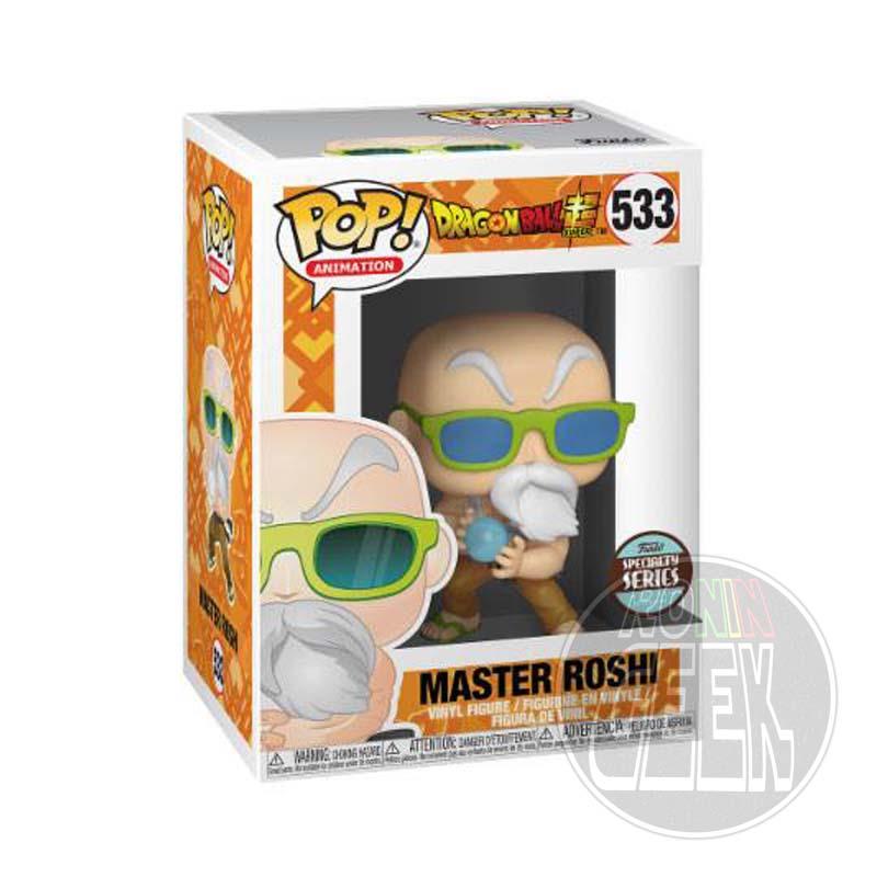 FUNKO POP! Dragonball Super - Master Roshi (Max Power)