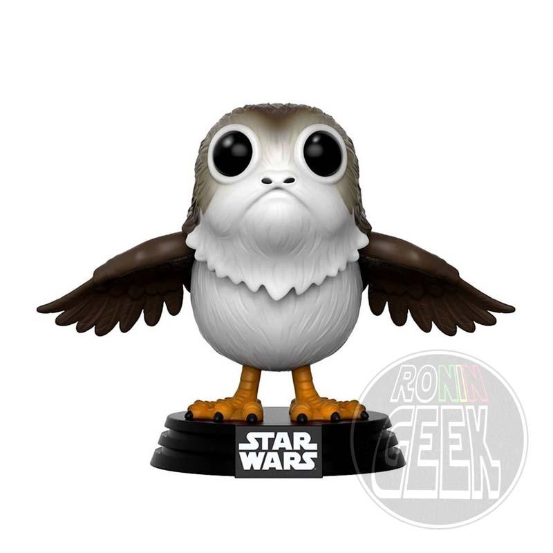 FUNKO POP! Star Wars Epi. VIII - Porg
