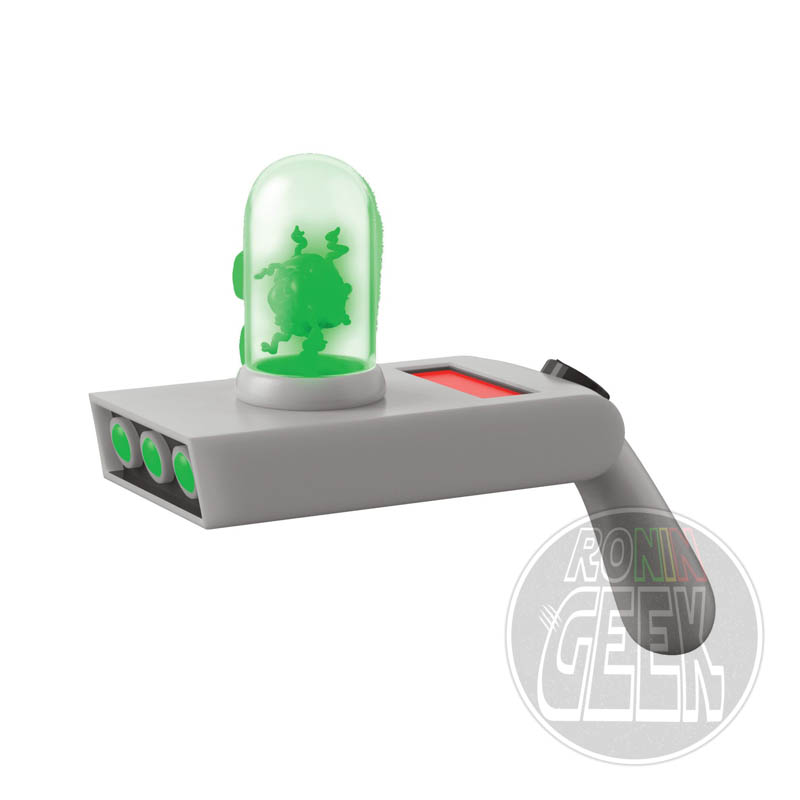 FUNKO Rick and Morty Sound and Light Up Portal Gun
