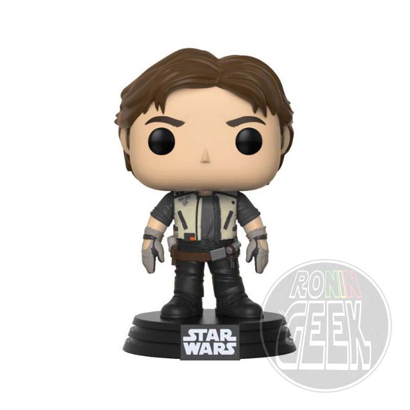 FUNKO POP! Star Wars: Solo - Han Solo