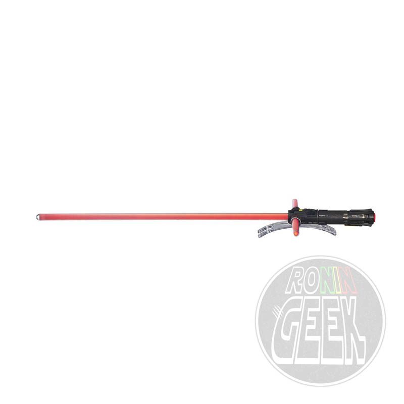 HASBRO Black Series Star Wars Episode VII 1/1 Force FX Deluxe Lightsaber Kylo Ren