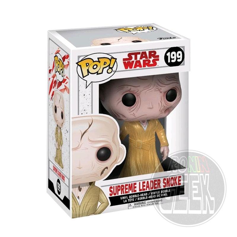 Funko POP! Star Wars Epi. VIII - Supreme Leader Snoke