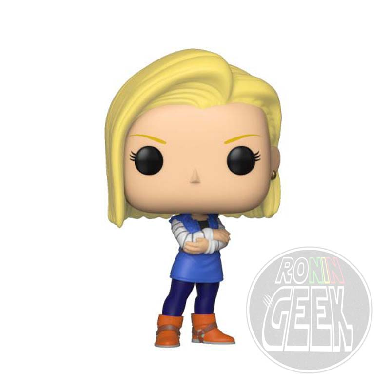 FUNKO POP! Animation: Dragonball Z - Android 18