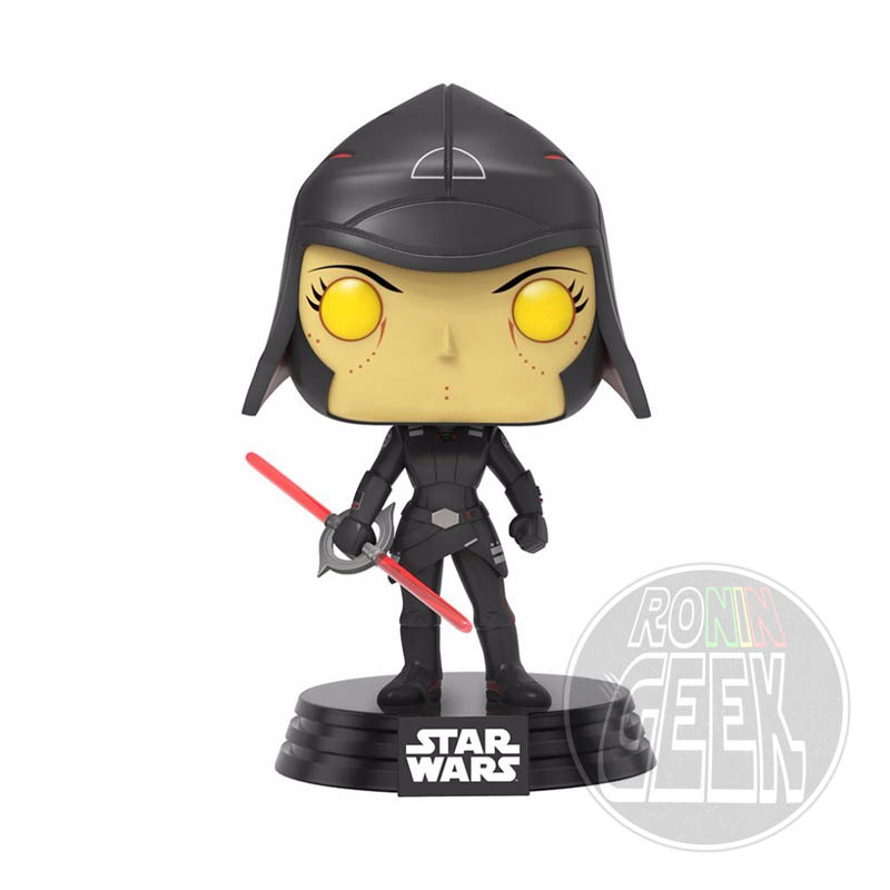 FUNKO POP! Star Wars Rebels - Seventh Sister