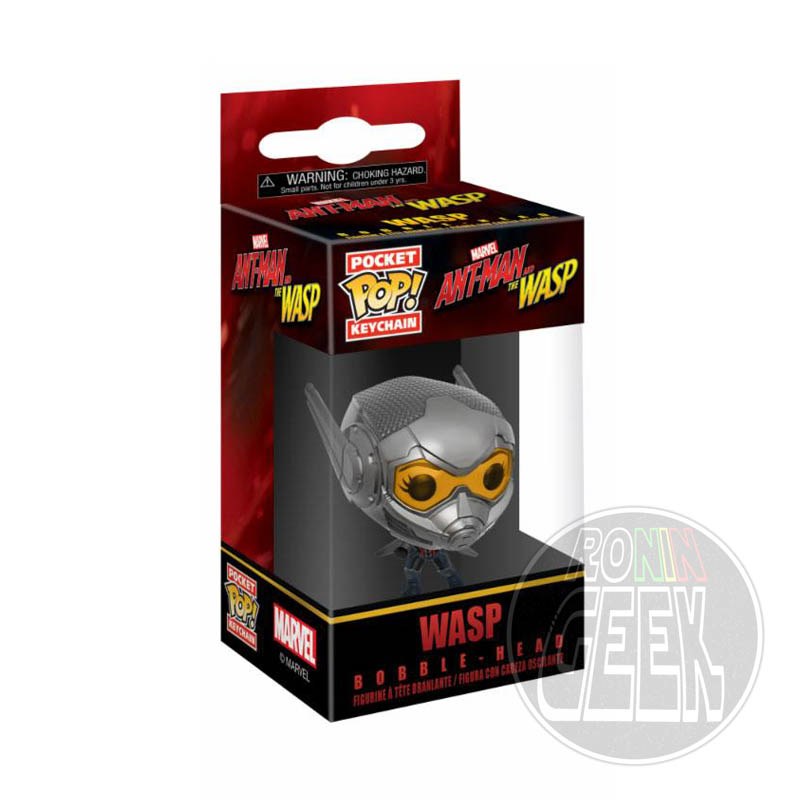 FUNKO POP! Keychain: Ant-Man and the Wasp - Wasp