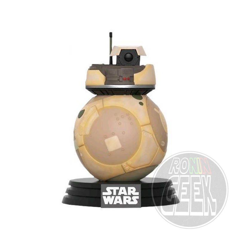FUNKO POP! Star Wars Episode VIII - Resistance BB Unit