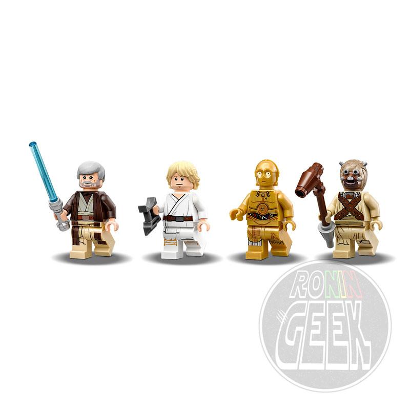 LEGO 75173 - O Landspeeder™ de Luke
