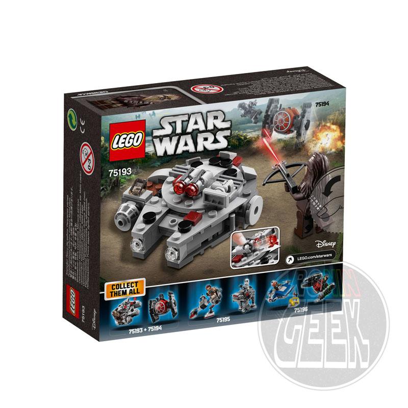 LEGO 75193 - Millennium Falcon Microfighter