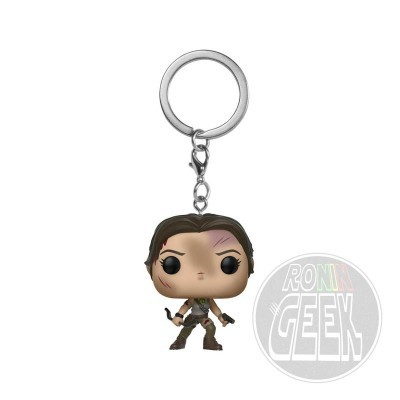FUNKO POP! Keychain: Tomb Raider - Lara Croft