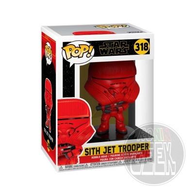 FUNKO POP! Star Wars: The Rise of Skywalker - Sith Jet Trooper