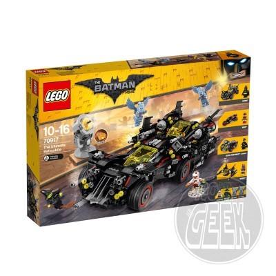 LEGO 70917 - The Ultimate Batmobile