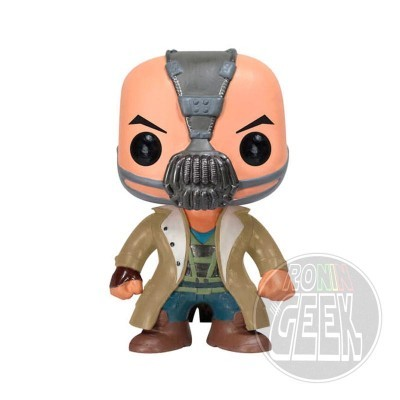 FUNKO POP! Heroes: The Dark Knight Rises - Bane