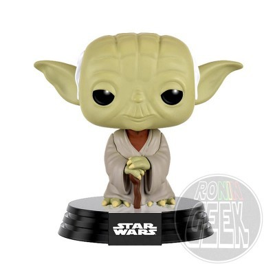FUNKO POP! Star Wars - Dagobah Yoda