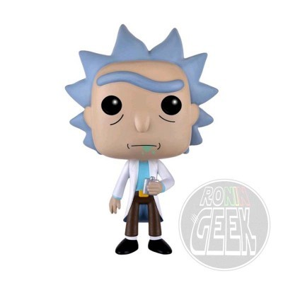 FUNKO POP! Animation: Rick & Morty - Rick