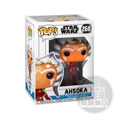 FUNKO POP! Star Wars Clone Wars - Ahsoka