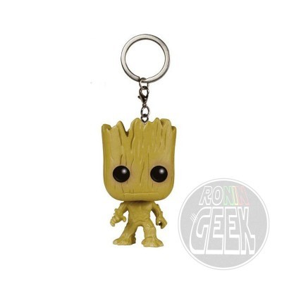 FUNKO POP! Keychain: Guardians of the Galaxy - Groot