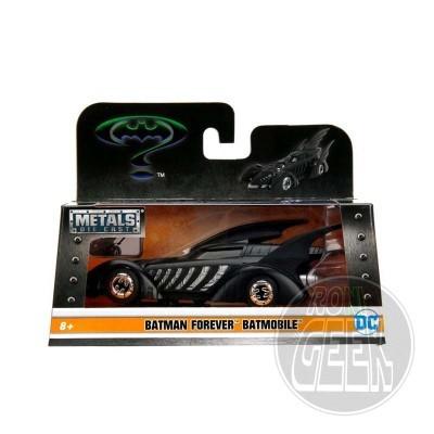 JADA Batman Forever Diecast Model 1/32 1995 Batmobile