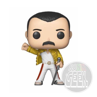 FUNKO POP! Rocks: Queen - Freddie Mercury (Wembley 1986)