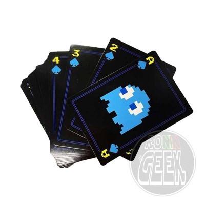 Pac-Man Playing Cards