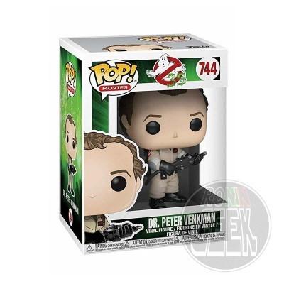 FUNKO POP! Movies: Ghostbusters - Dr. Peter Venkman