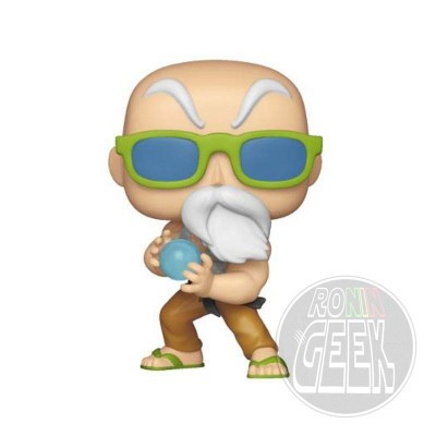 FUNKO POP! Animation: Dragonball Super - Master Roshi (Max Power)