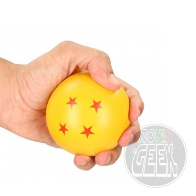 Bola Anti-Stress - Dragonball