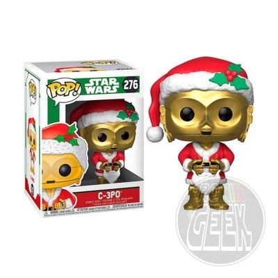 FUNKO POP! Star Wars - Santa C-3PO