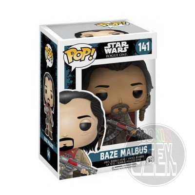 FUNKO POP! Star Wars Rogue One - Baze Malbus