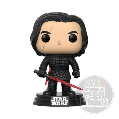 Funko POP! Star Wars Epi. VIII - Kylo Ren