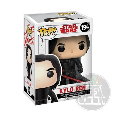Funko POP! Star Wars Epi. VIII - Kylo Ren
