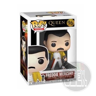 FUNKO POP! Rocks: Queen - Freddie Mercury (Wembley 1986)