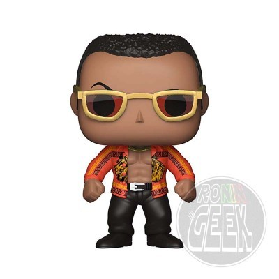 FUNKO POP! WWE - The Rock (Old School)