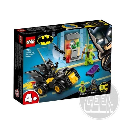 LEGO 76137 - DC Universe Super Heroes™ - Batman™ vs. The Riddler™ Robbery