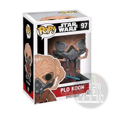 FUNKO POP! Star Wars - Plo Koon