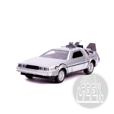 JADA Back to The Future Diecast Model 1/32 DeLorean Time Machine