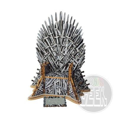EDUCA Game of Thrones 3D Puzzle Iron Throne