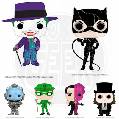 PRÉ-VENDA FUNKO POP! Heroes: DC Comics