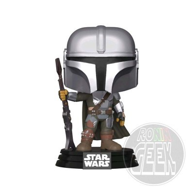 FUNKO POP! Star Wars: The Mandalorian - The Mandalorian