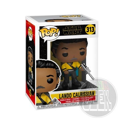 FUNKO POP! Star Wars: The Rise of Skywalker - Lando Calrissian