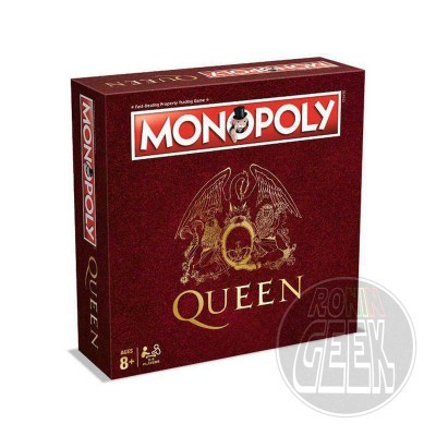HASBRO Monopoly: Queen Edition