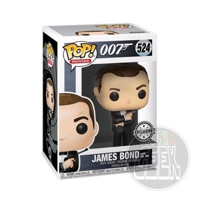 FUNKO POP! Movies: 007 - James Bond (Sean Connery) Exclusive