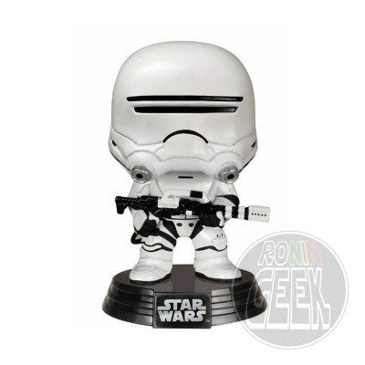 FUNKO POP! Star Wars Epi. VIII - First Order Flametrooper