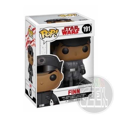 FUNKO POP! Star Wars Epi. VIII - Finn