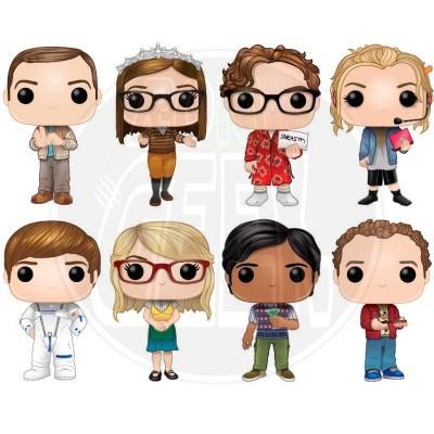 FUNKO POP! Television: The Big Bang Theory