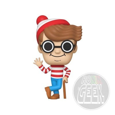 FUNKO POP! Books: Where is Waldo - Waldo