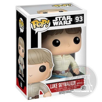 FUNKO POP! Star Wars - Bespin Luke Skywalker (w/Lightsaber)
