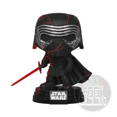 FUNKO POP! Star Wars: The Rise of Skywalker - Supreme Leader Kylo Ren (Electronic)