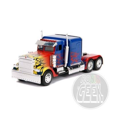 JADA Transformers Diecast Model 1/32 T1 Optimus Prime