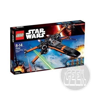 LEGO 75102 - X-Wing Fighter™ de Poe